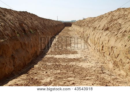 Earthwork In Rural Areas