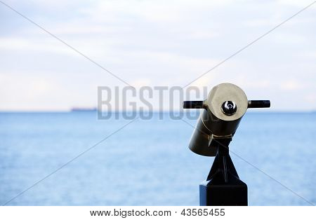City-view Tourist Telescope Viewfinder View Day Light