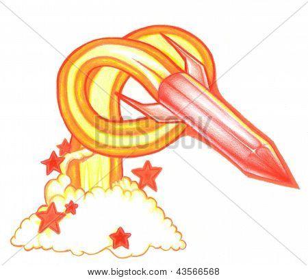 Rocketship Launch
