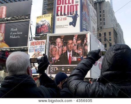 Obama Inauguration Ny Watches