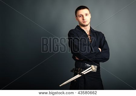 Scottish Drummer