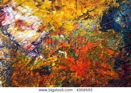 Pinturas de aceite seco