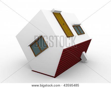 Flipped House