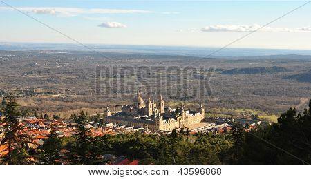 Monastery San Lorenzo El Escorial