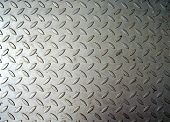 pic of metal grate  - checker plate floor surface texture steel grip metal grating - JPG