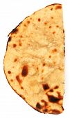 picture of crip  - Tandoori Roti with Whole wheat - JPG