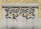 Secession, Art Nouveau In Vienna poster