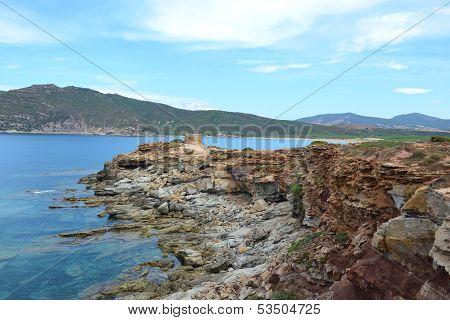 Sardinia landscape, Italy