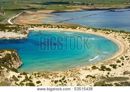 Voidokilia, Messinia Landscape, Greece