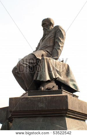 Lenin Sculpture