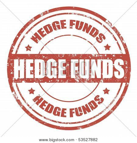 Hedge Funds-stamp