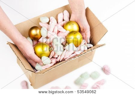 Christmas Decorations Parcel
