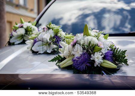 Wedding Car Decoration