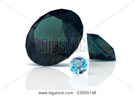 Alexandrite (high Resolution 3D Image)