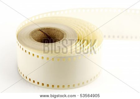 Mounting Tape To 35Mm Film