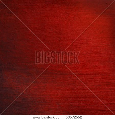 Damaged Red ColorSurface