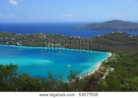 Magens Bay, US Virgin Islands