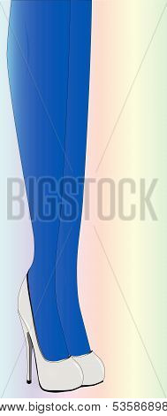 Blue Stockings