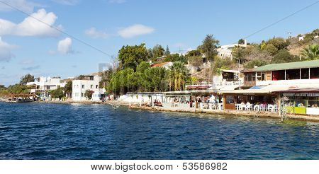 Gumusluk, Bodrum, Turkey