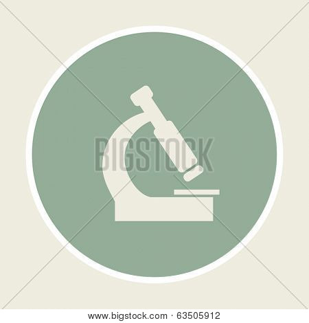 Medical Flat Icon. Vector Pictogram. EPS 10.