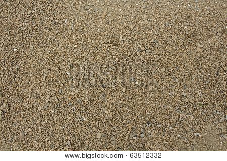 Texture-wet sand