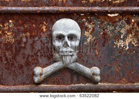 Skull and Crossbones, Recoleta, Buenos Aires