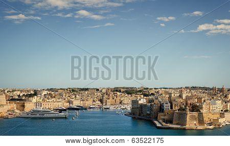 La Valletta, Malta, Landscape