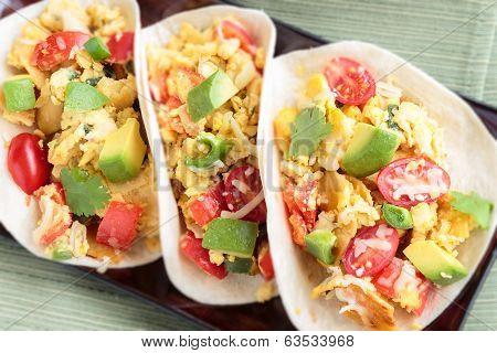 Migas Tacos