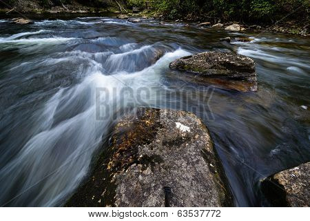 Chattooga River Flow