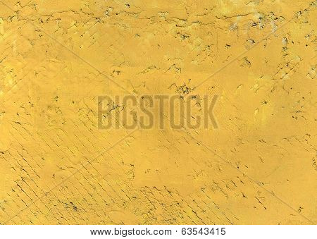 Plastered Wall