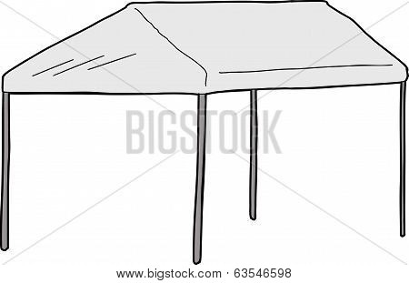 Large Car Canopy Tent