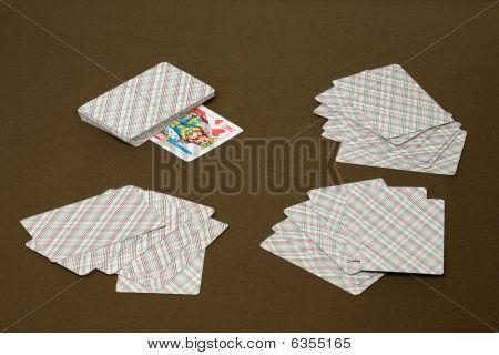Hearts - trump cards