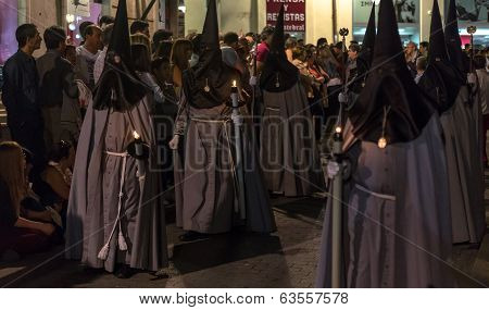 Valladolid Good Friday Night 2014 12