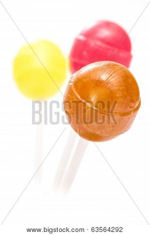 Lollipops In Vertical Format