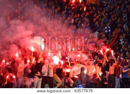 Fc Dynamo Kyiv Ultra Supporters