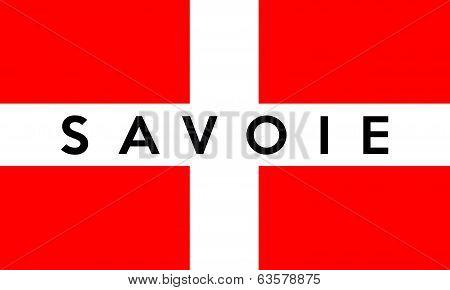Savoie Flag
