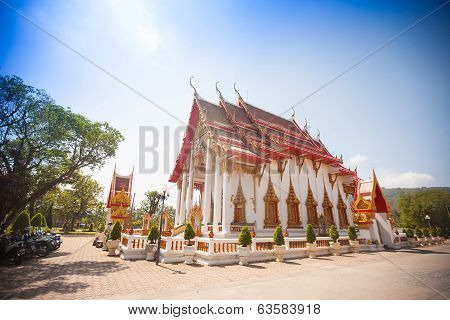 Wat Chalong, The Most Important Temple In Phuket