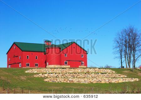 Amish Barn 2