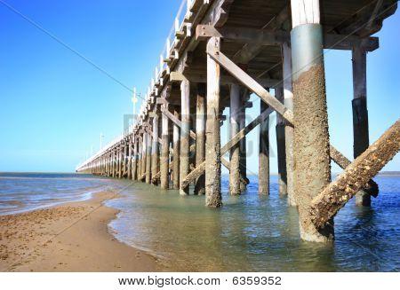 Hervey Bay Australia Jetty