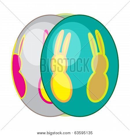 Egg bunn F