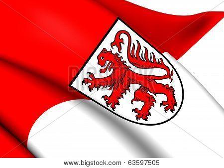 Flag Of Braunschweig