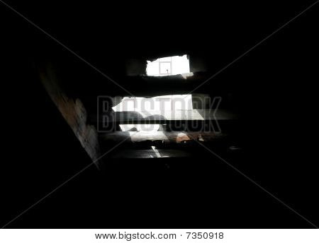 Hole In Roof
