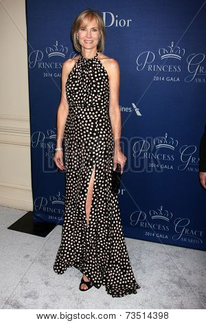 LOS ANGELES - OCT 8:  Willow Bay at the Princess Grace Foundation Gala 2014 at Beverly Wilshire Hotel on October 8, 2014 in Beverly Hills, CA
