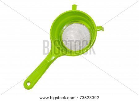 Plastic Sieve