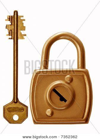 Tool   lock  key