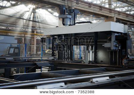 New Metalworking Machine