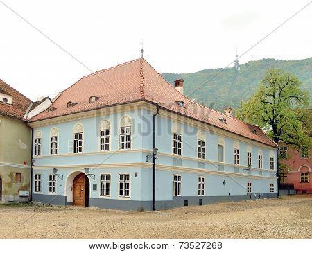Brasov Cziegler House