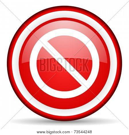 access denied web icon