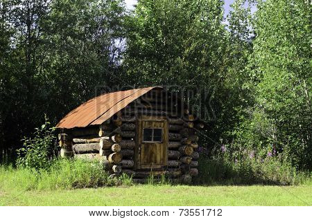 Little log structure