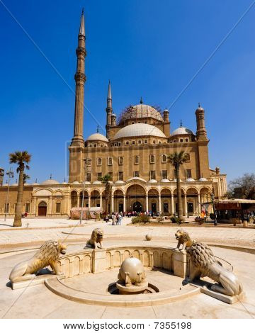 Mosque Of Mohamed Ali, Cairo